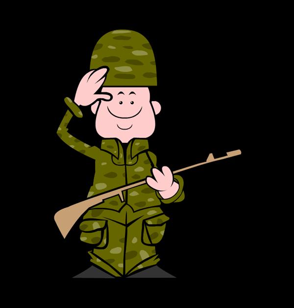 Veterans Day Kids Soldier Hat